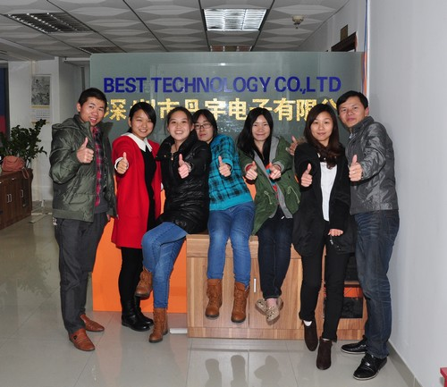 Best-Technology-Sales-Team