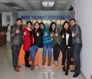 Best-Technology-Sales-Team
