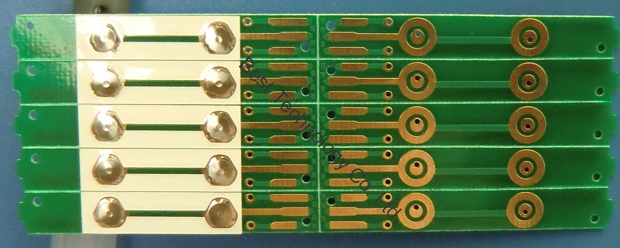 PCB PAD Finishing for Metal Dome