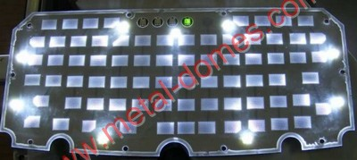 led on light guide film