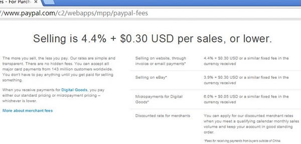 Why do I need to Pay Paypal Fee?-News-Best Technology