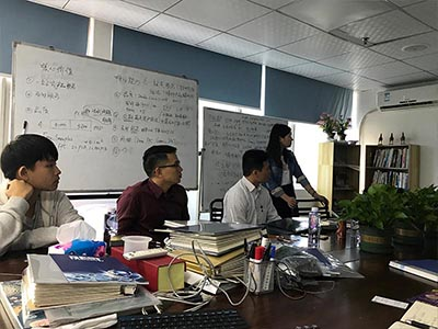 Customers are watching the video