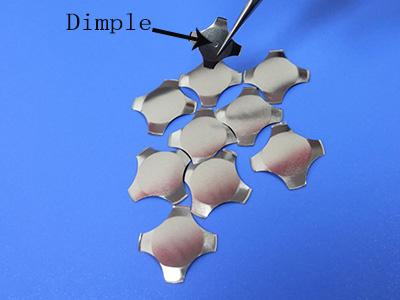 Metal Dome(W/O) Dimple(2)