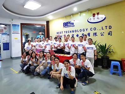 Best Technology team