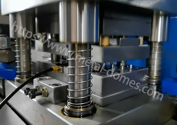 Do you know the differences of tooling types that making metal dome?