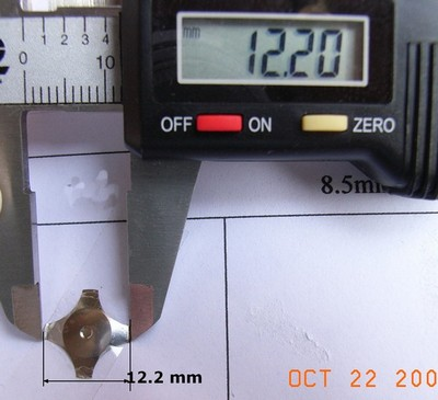 Diameter Measurement