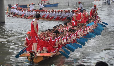 Drago Boat Race