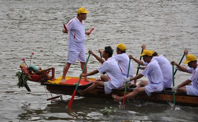 This is a Dragon Boat